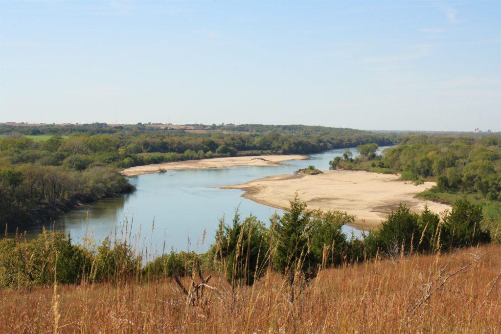 Kansas rivers provide recreation