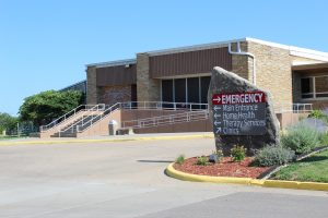 Greenwood County Hospital received $1.3 million in PPP loans after the restriction on county hospitals was lifted. (Submitted)