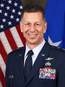 Kansas National Guard Brig. Gen. David Weishaar told a joint committee of the Kansas Legislature that portions of personal protective equipment purchased by state emergency management staff was unusable or inferior. (Submitted/Kansas Reflector)