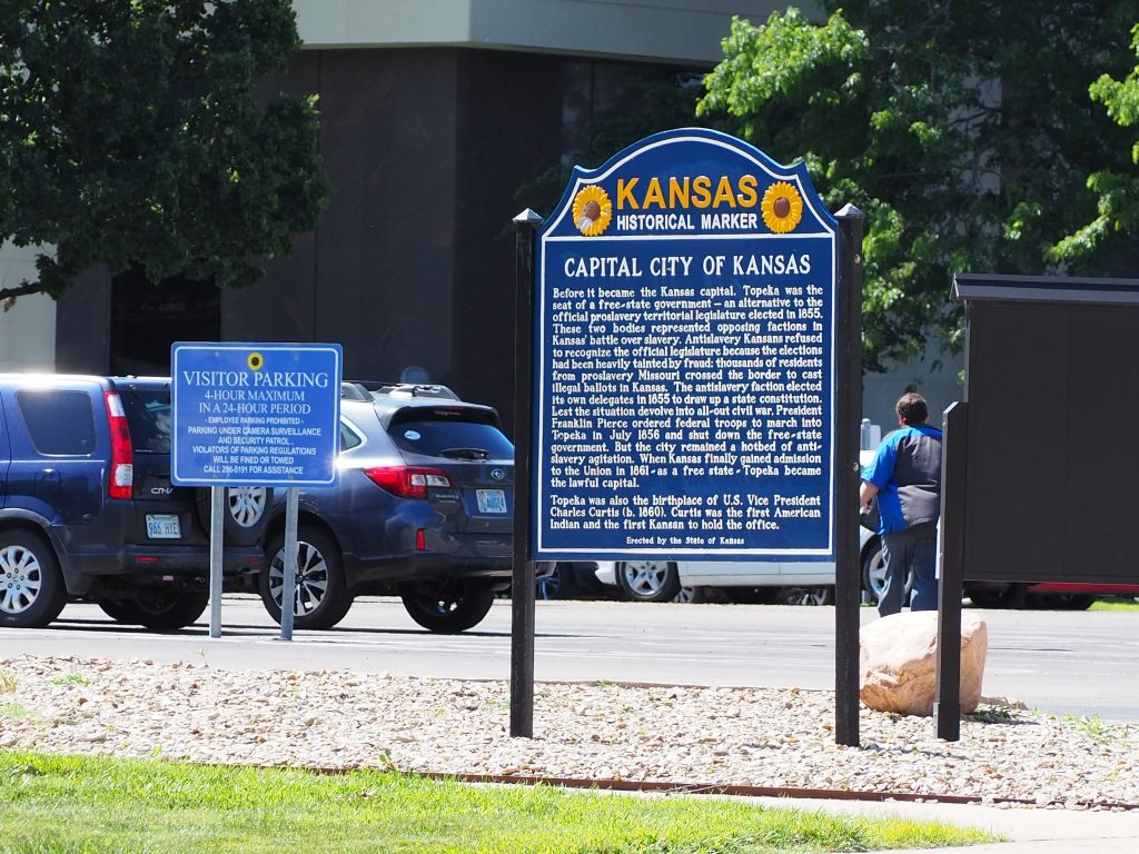 The July unemployment rate in the five-county Topeka area fell to 6.9%, while the statewide figure settled at 7.2%. The metro region with the highest jobless rate was Wichita at 10.9% in July. (Sherman Smith/Kansas Reflector)