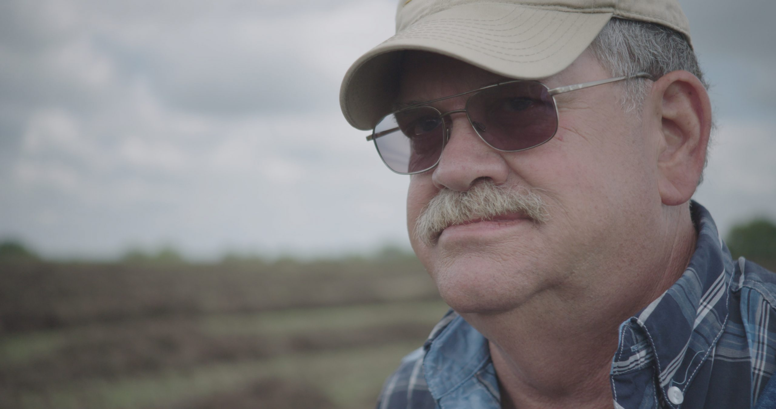 Kansas farmer Donn Teske, who operates a family farm in Pottawatomie County, is featured in the documentary film