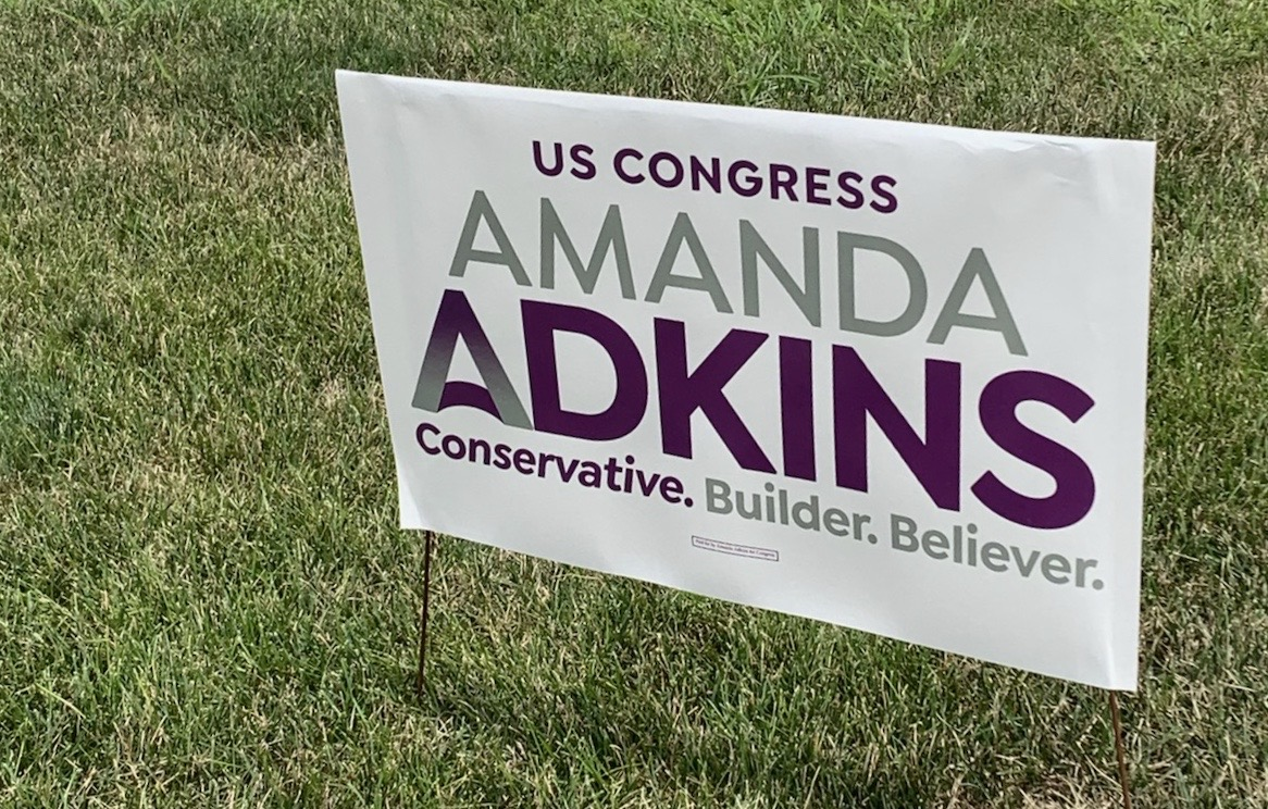 U.S. House, 3rd District: Amanda Adkins wins crowded Republican primary, Sharice Davids next