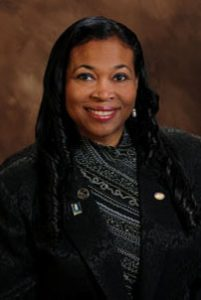 Sen. Oletha Faust-Goudeau, a Wichita Democrat and the first black woman elected to the Kansas Senate, said selection of U.S. Sen. Kamala Harris as the running mate for former Vice President Joe Biden will unite Democrats in November. (Submitted/Kansas Reflector)