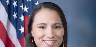 U.S. Rep. Sharice Davids, a Kansas Democrat in the 3rd District, said the 25th Amendment should be deployed to remove President Donald Trump from office.(Submitted/Kansas Reflector)