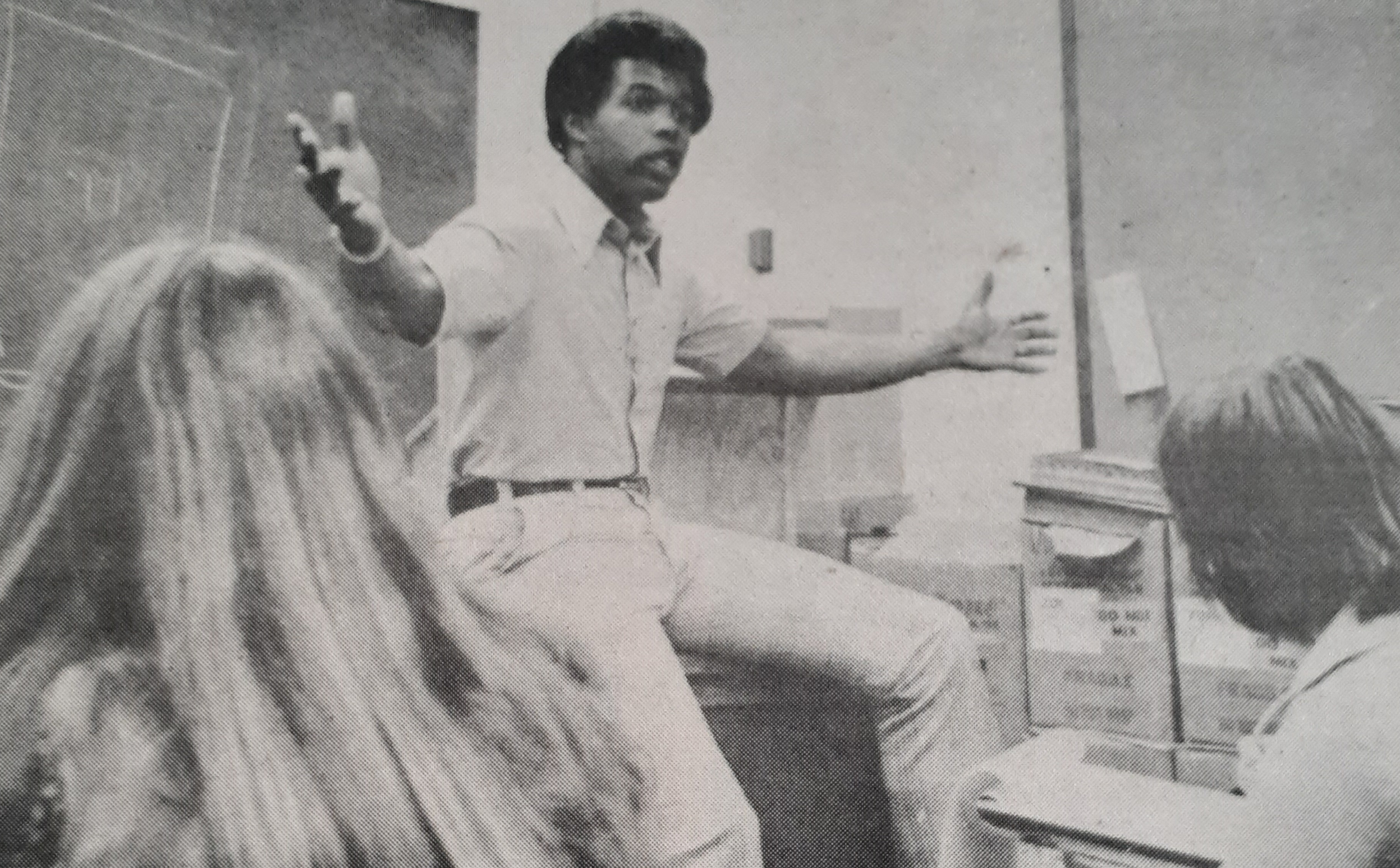 What it meant for one young Kansan to be 'in the room' with Gale Sayers