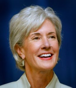 "Former Gov. Kathleen Sebelius says Kansas is ""way behind the curve"" in terms of expanding Medicaid, a decision that has during the past decade blocked $4 billion in federal investment in the state's health care delivery system. (Submitted/Kansas Reflector)"