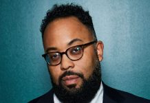 Former Topeka resident Kevin Young, a poet and author, will become director of the director of the National Museum of African American History and Culture in Washington, D.C. (Melanie Dunea/Smithsonian Institution)