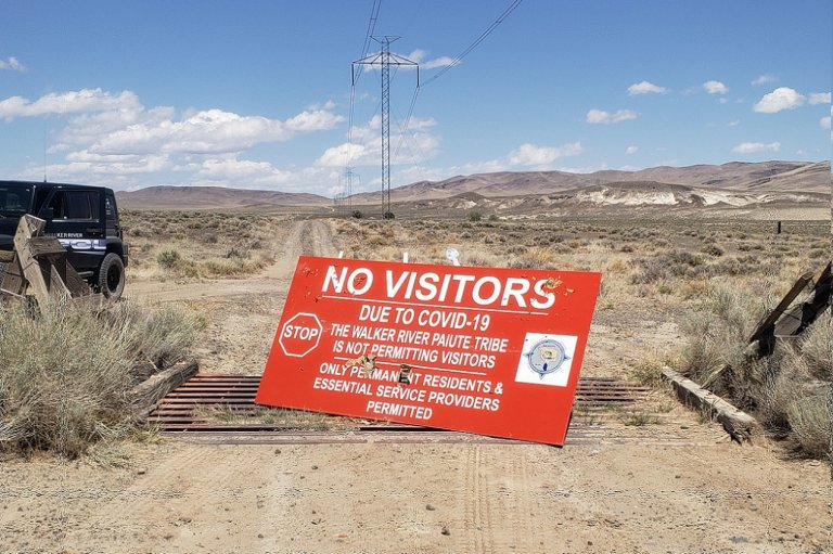 American Indian tribes 'very close to reaching a breaking point' in COVID-19 response