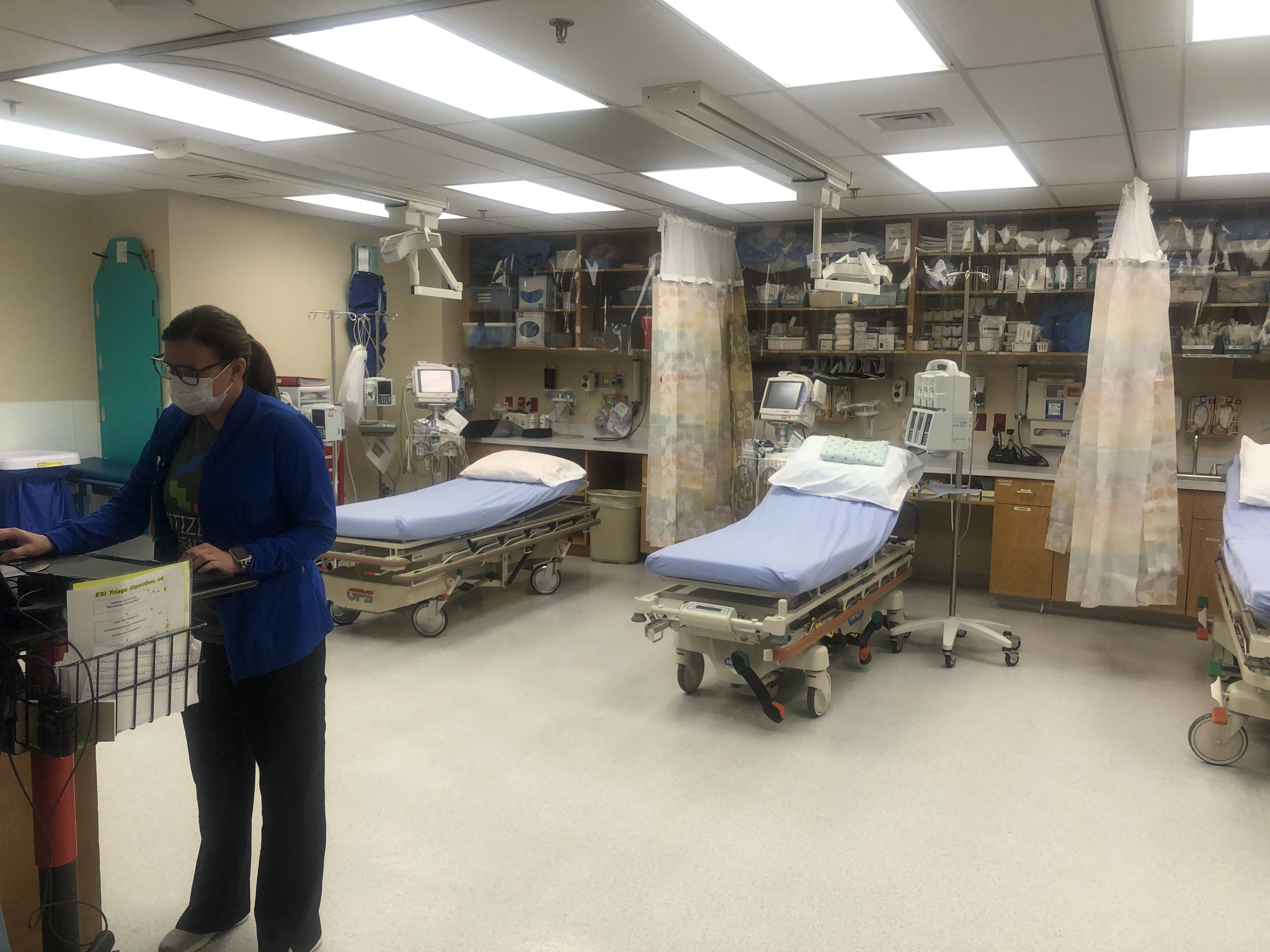 Kansas ERs burdened by worsening mental health crisis, overflow from state hospitals