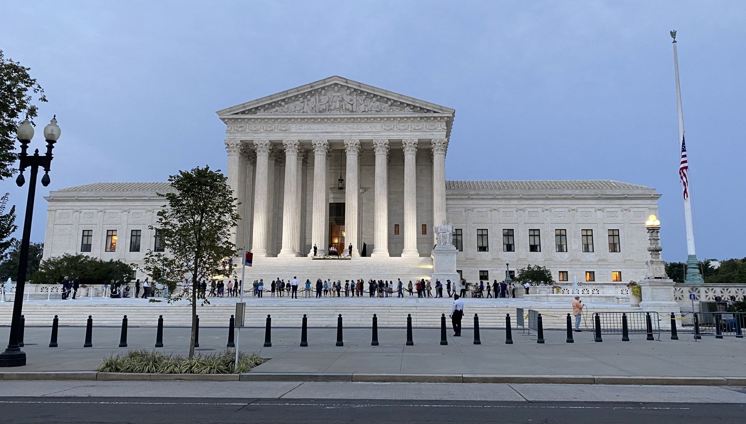 U.S. Supreme Court confirmation hearings to plow ahead amid COVID-19 infections
