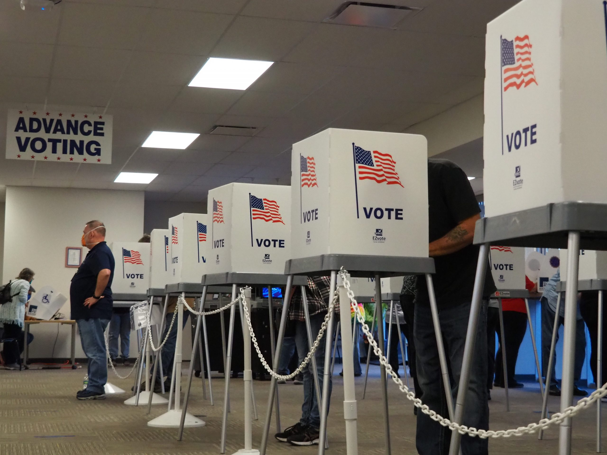 How Kansas can help solve the country's two-party voting problem