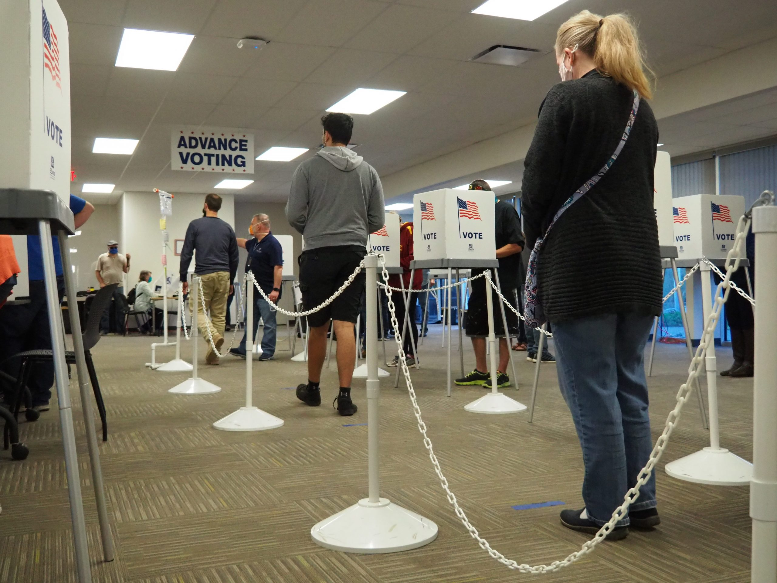 Election Day game plan paramount for Kansas voters amid pandemic, record turnout
