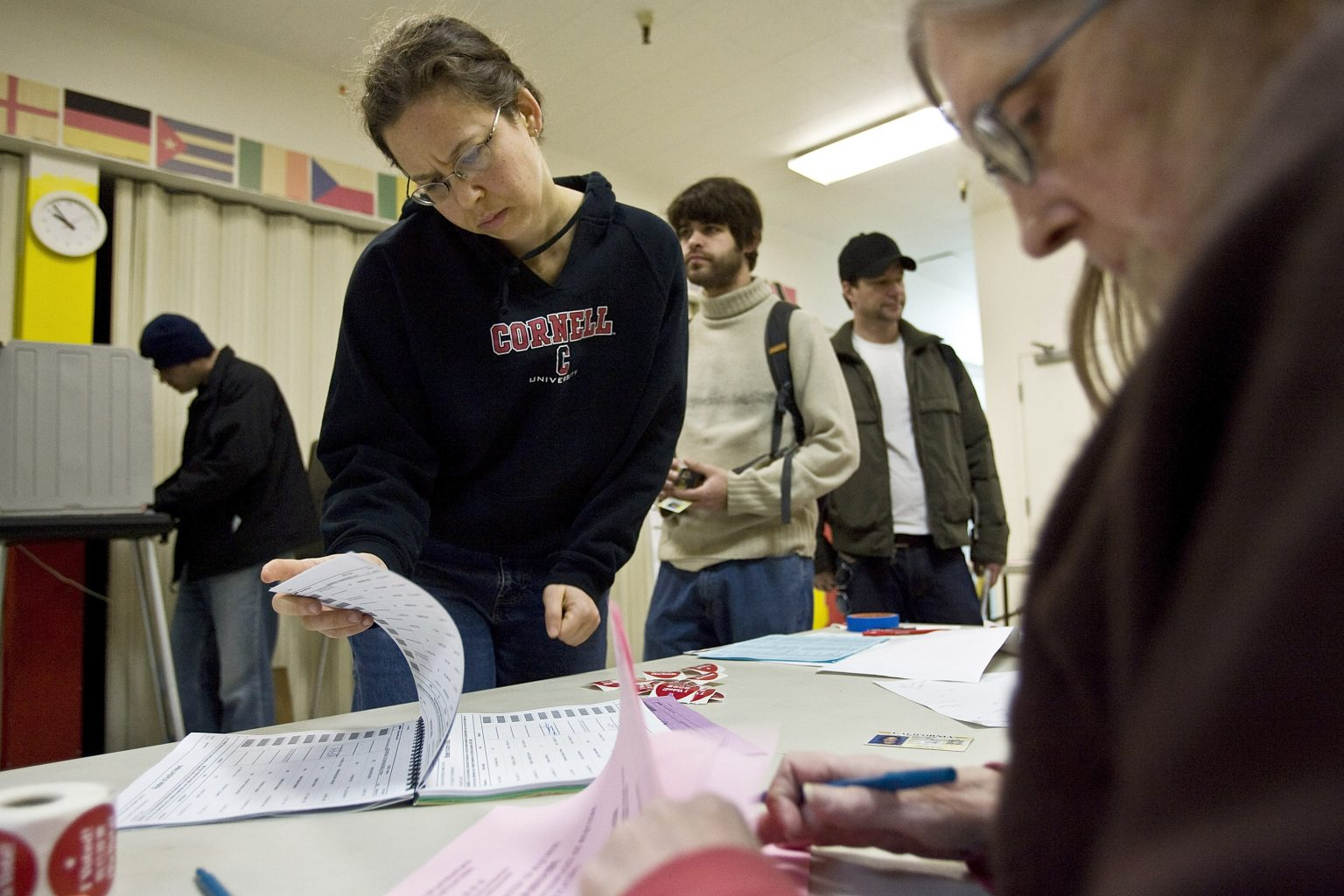 30 states use this technology against voter fraud — so should Kansas and the other 19