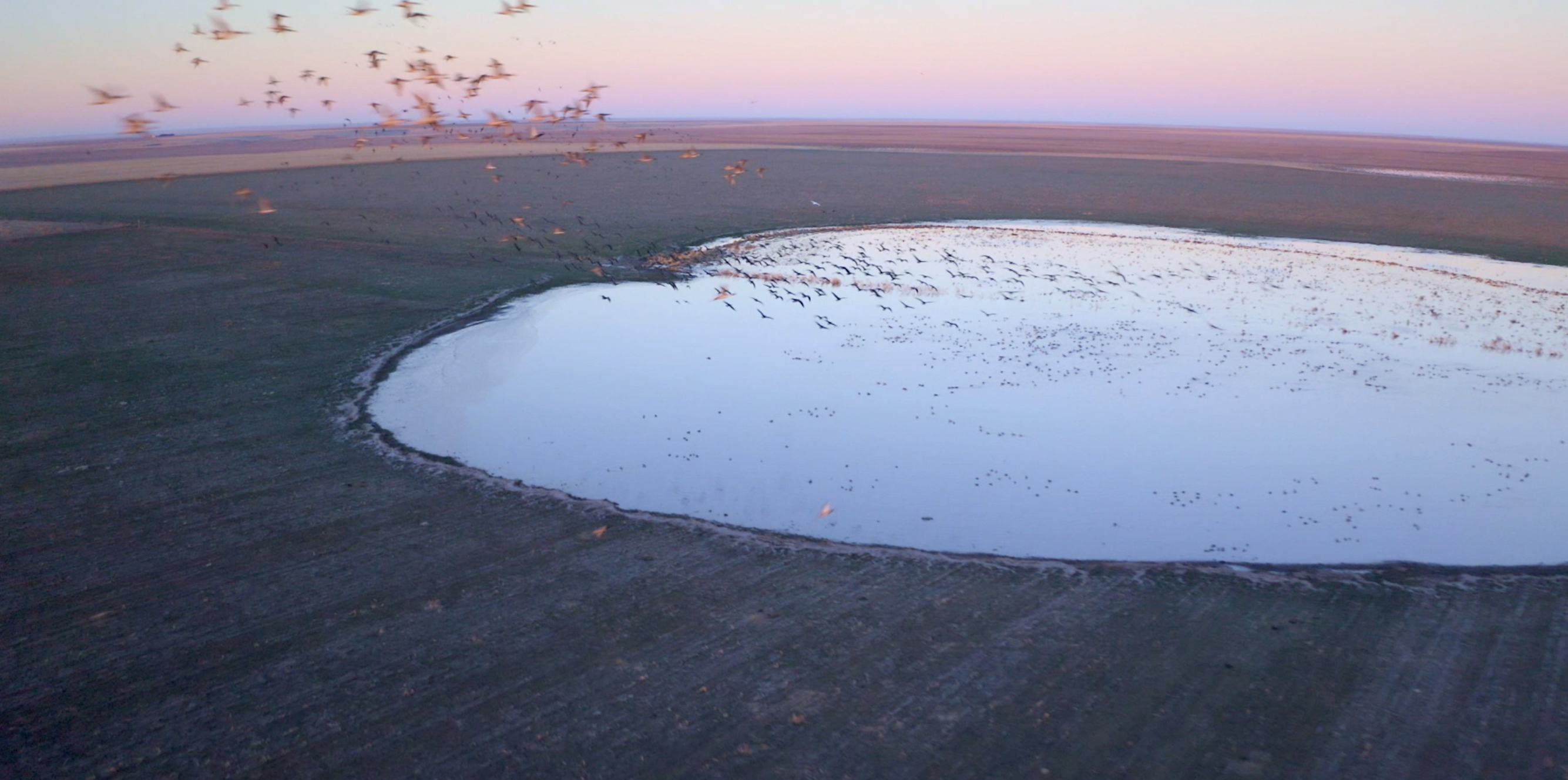 Conservation project aims to restore Ogallala Aquifer through naturally occurring landforms