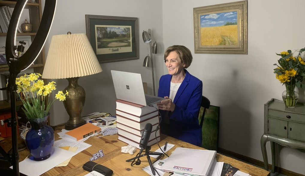 Former U.S. Senate nominee Barbara Bollier formed the nonprofit Prairie Roots to work statewide on driving voter turnout in support of progressive candidates and issues. (Submitted/Kansas Reflector)