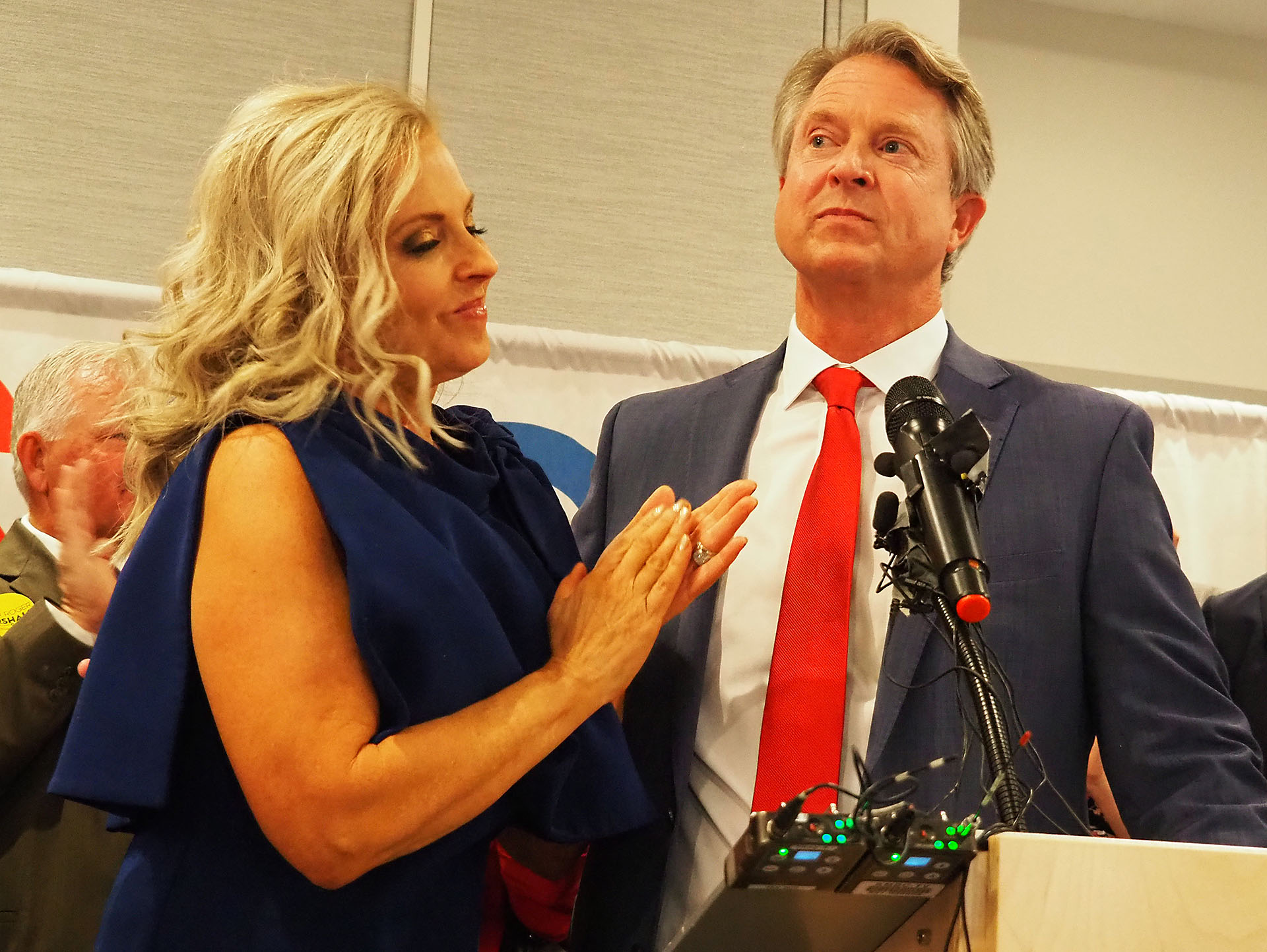 Republican Marshall prevails in bruising U.S. Senate race against Democrat Bollier