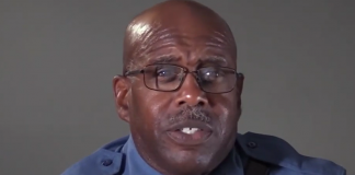 A state legislative audit finds no evidence Kansas Highway Patrol personnel policy or rules were violated when KHP superintendent Herman Jones fired two of the patrol's majors in July. (Tim Carpenter/Kansas Reflector)