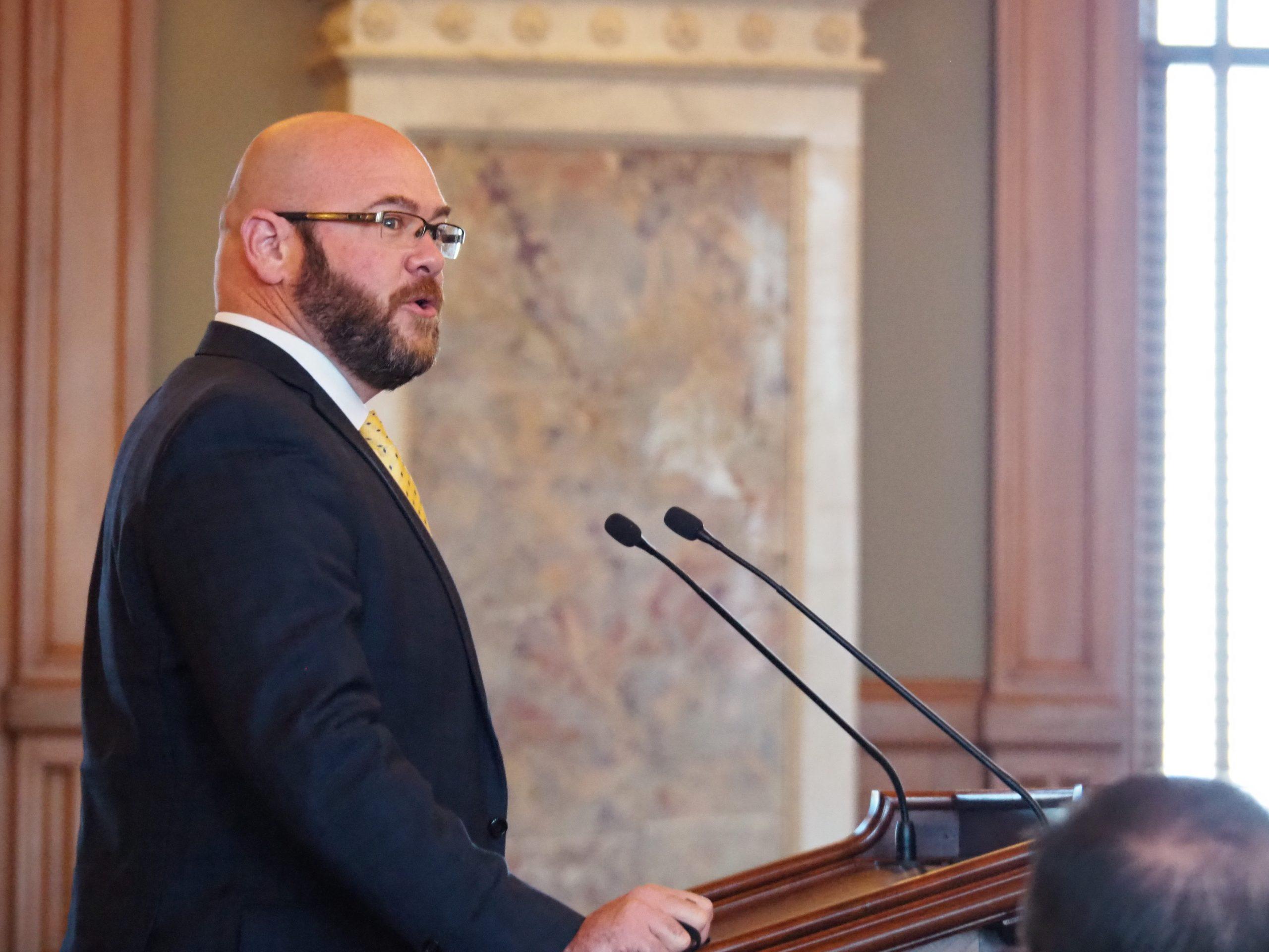 Kansas House OKs bills on drug treatment, Indigenous people, abandoned wells