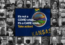 More than 60 members of the Kansas Legislature , both Republicans and Democrats, signed a letter urging more Kansans to respond to the COVID-19 health crisis by wearing a mask and adhering to other public safety recommendations. (Submitted/Kansas Reflector)