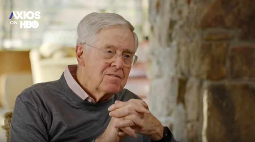 On further review, Charles Koch's 'mea culpa' isn't all that apologetic