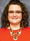 Tabitha Lehman, election commissioner in Sedgwick County, violated the statewide security protocol by accessing the voter registration database from her home. (Submitted/Kansas Reflector)