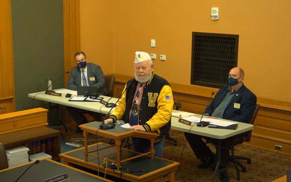Retired Col. Lynn Rolf: Coordinated offensive needed to bring veterans home to northeast Kansas