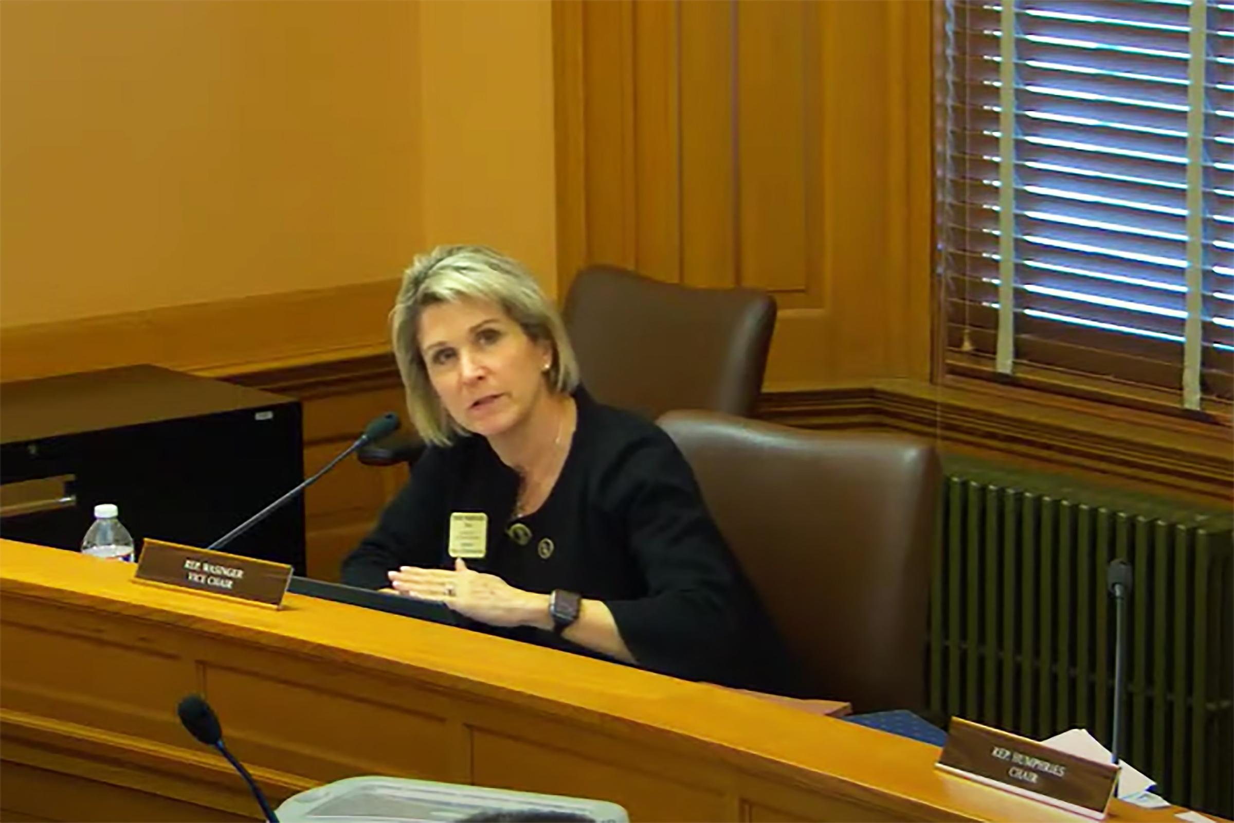 GOP Rep. Wasinger derides public universities in Kansas for falling enrollment, degree duplication