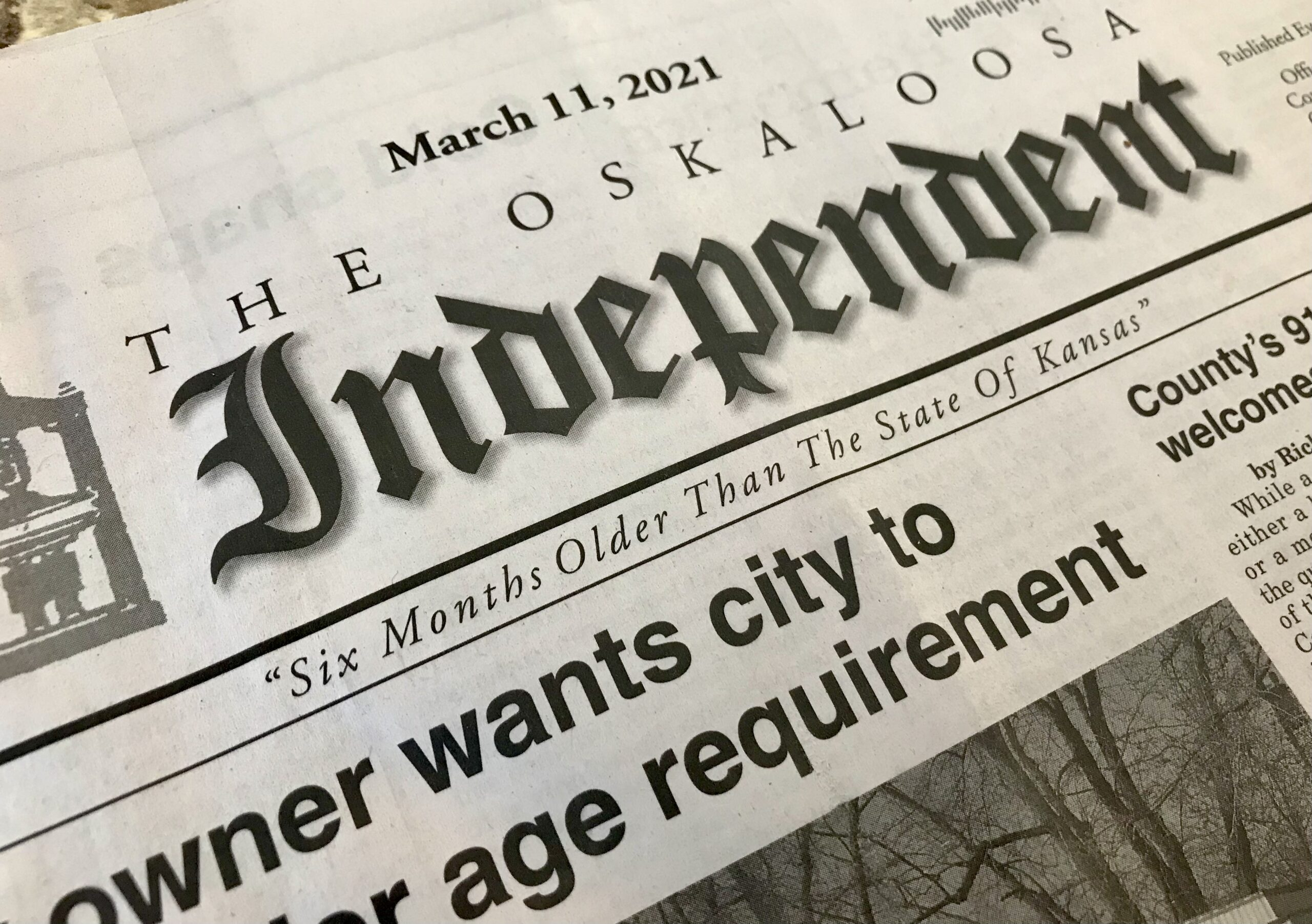 What Kansas would lose without its small-town papers