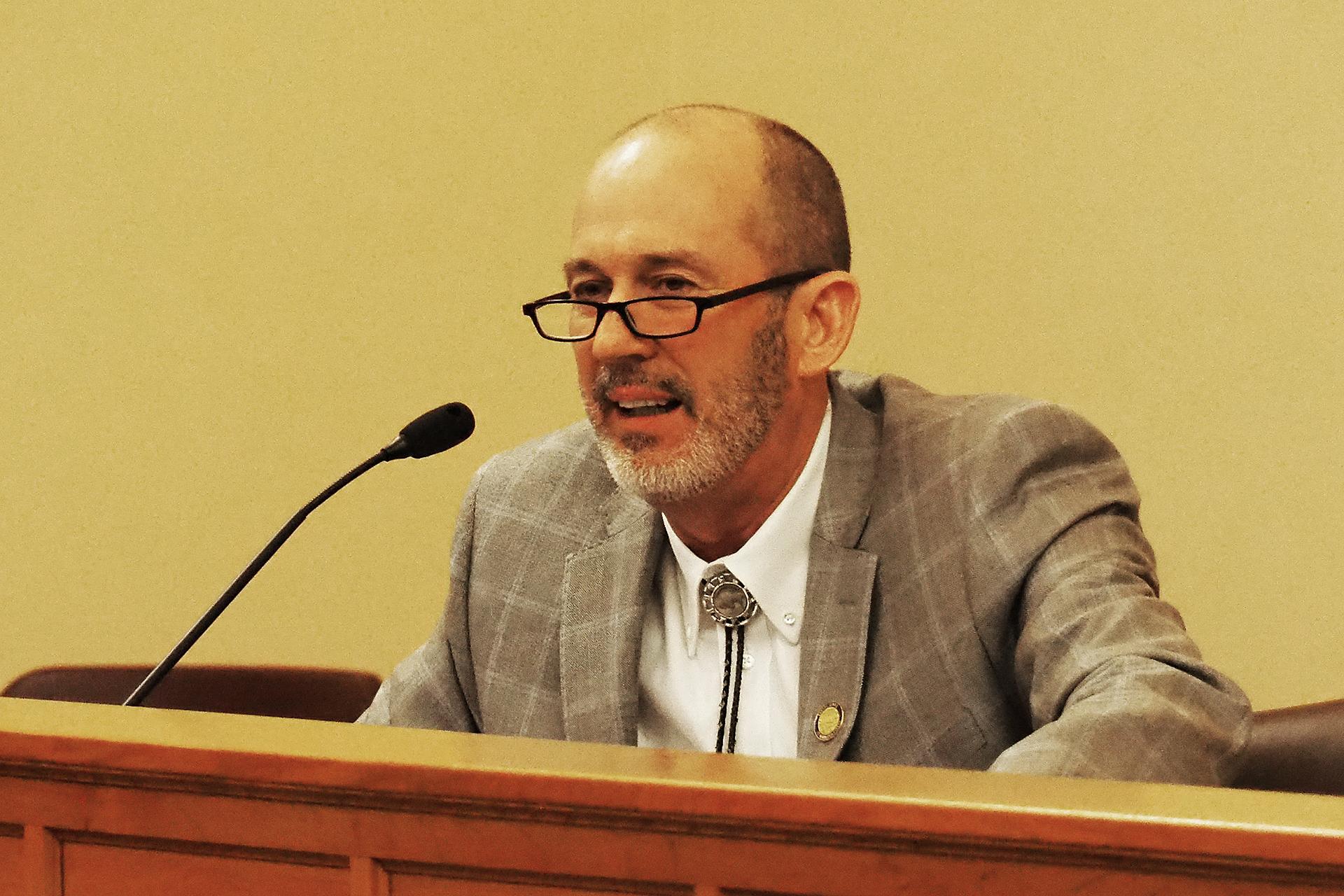Dear Kansas Board of Healing Arts: This doctor-senator is a threat to public health