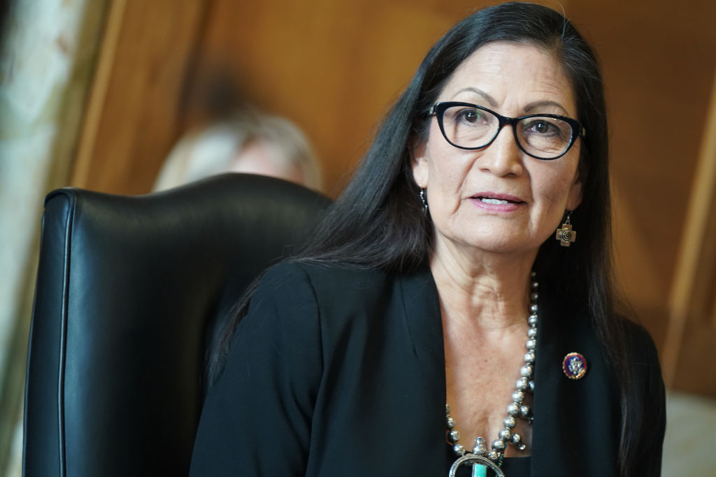 Senate confirms Haaland as first-ever Native American to serve in the Cabinet
