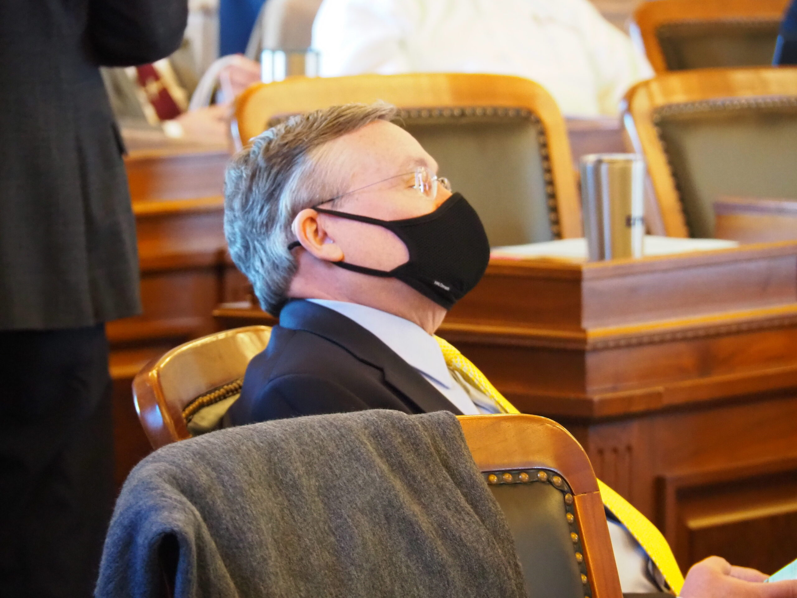 Kansas lawmakers make sexual extortion a crime, raise penalties for eluding police