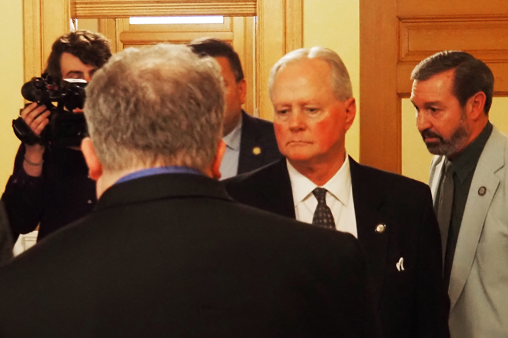 With the Senate drunk on its own power, all of Kansas might need a recovery support group