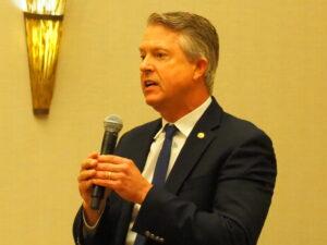 U.S. Sen. Roger Marshall, a Kansas Republican elected in 2020, said