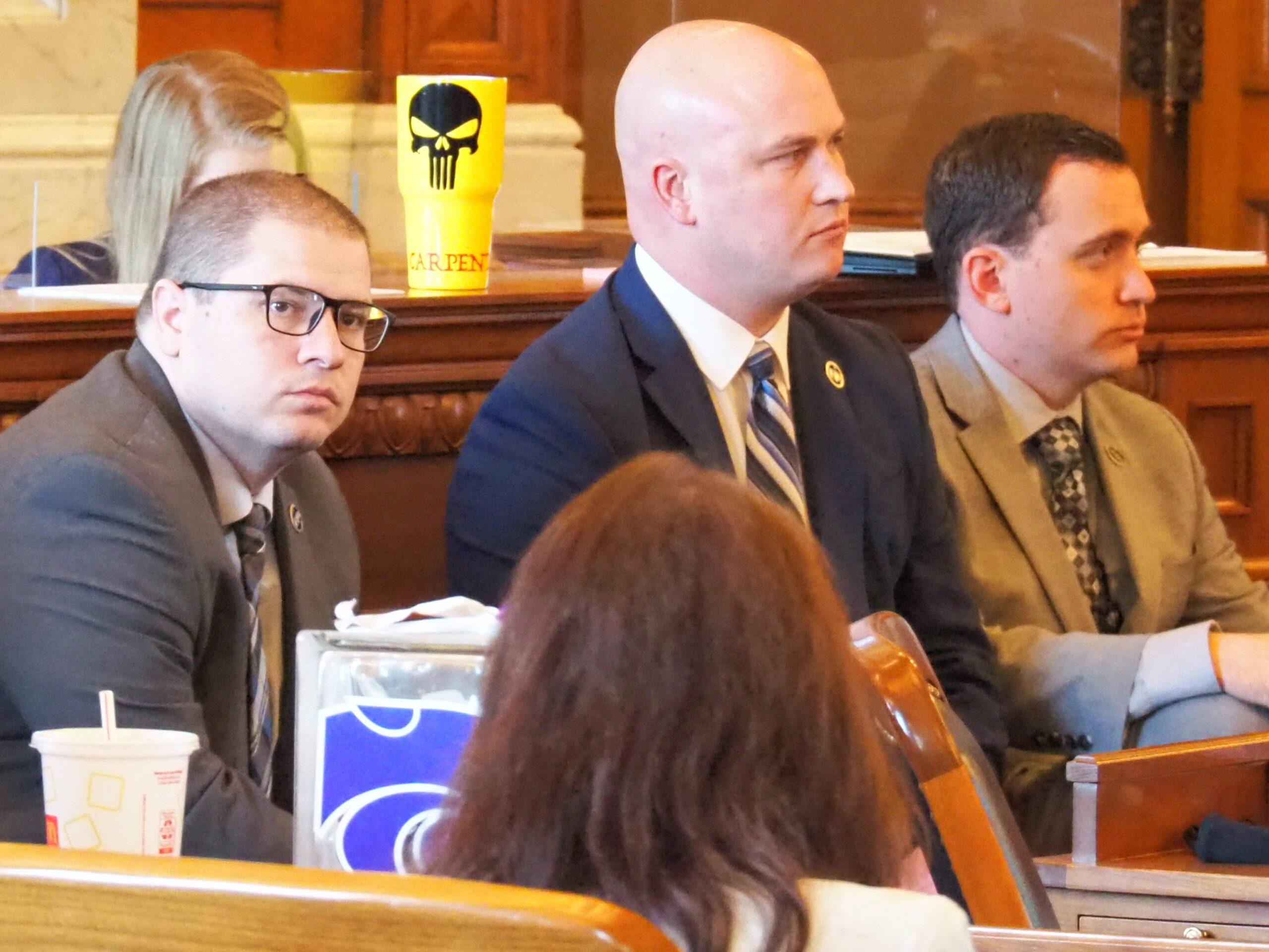 Kansas House adopts medical marijuana bill with bipartisan majority