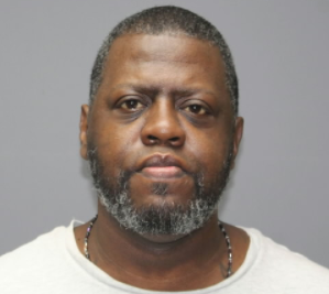 Michael Jones, 50, was convicted of first-degree murder and sentenced to a minimum of 25 years in prison for the 2015 murder of 7-year-old Adrian Jones, who was mentally and physically abused before starving to death and fed to livestock in Wyandotte County. (Screen capture/Kansas Reflector)