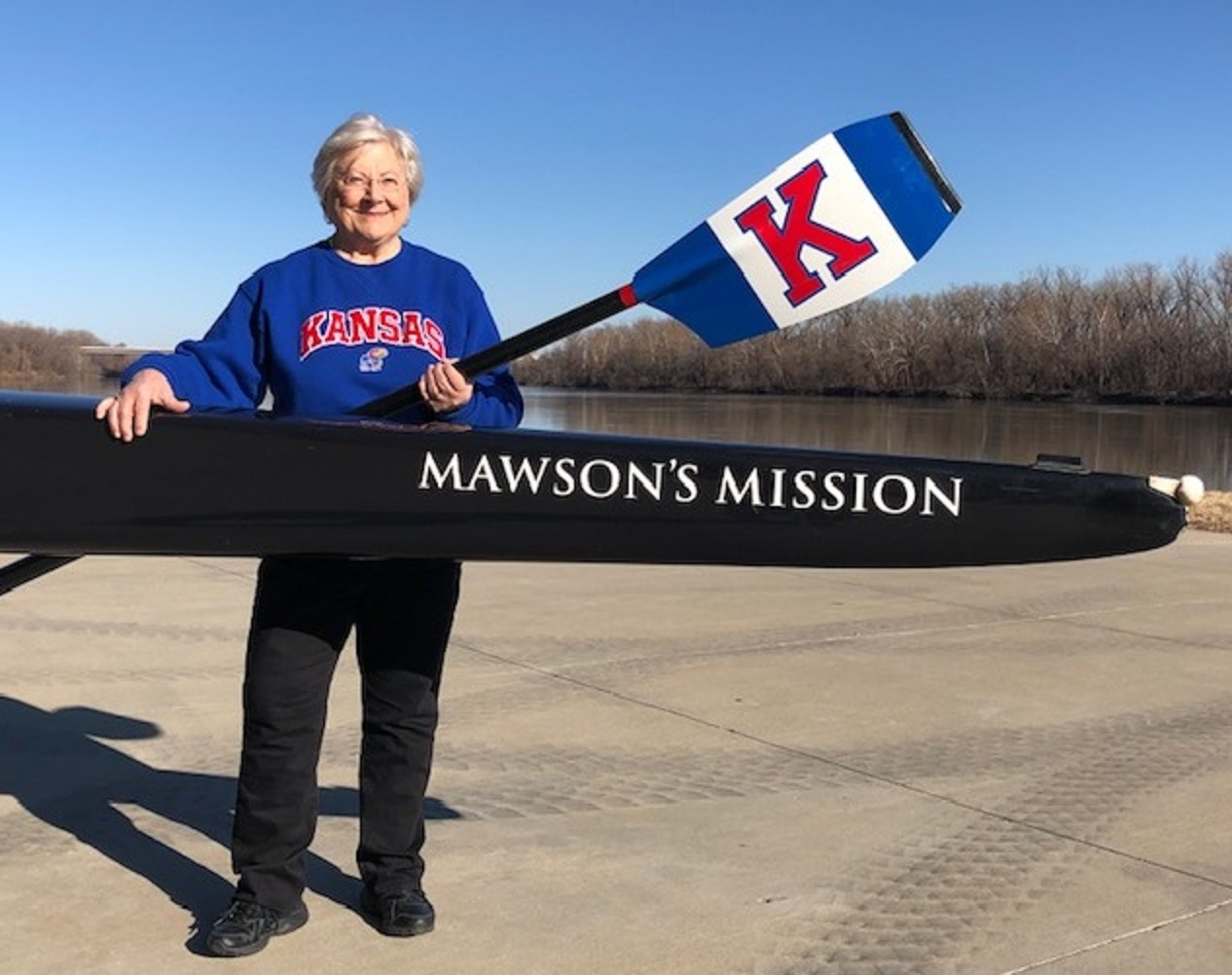 How we worked to establish women's intercollegiate athletics in Kansas before Title IX