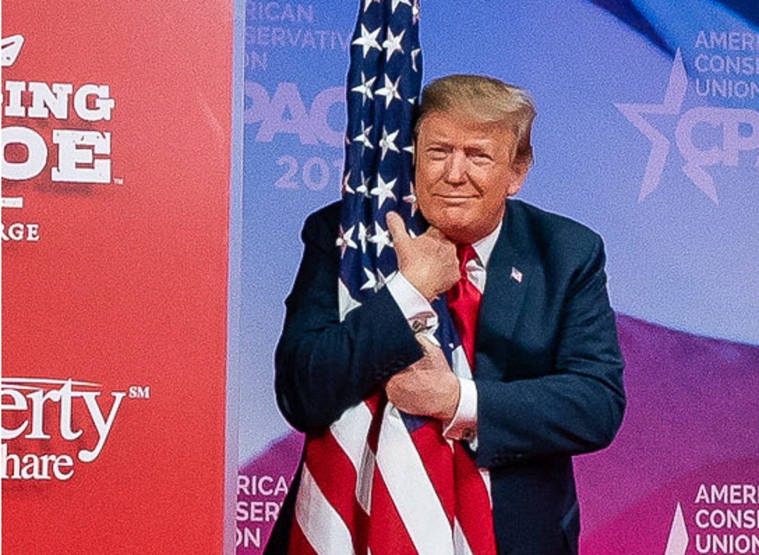 Division in Kansas and the country is on display this Flag Day — a birthday present to Donald Trump
