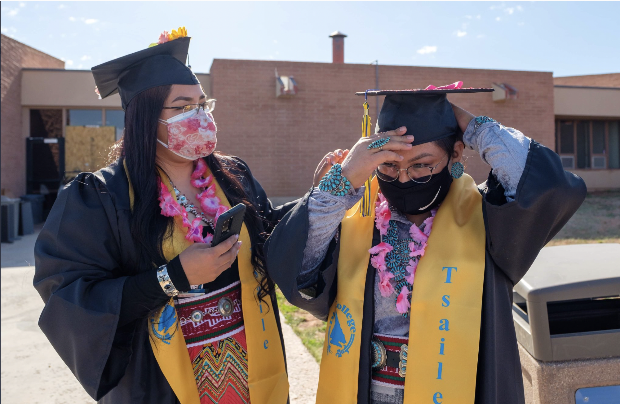 Tribal colleges empower Native students with an affordable, culturally relevant education — but need more funding
