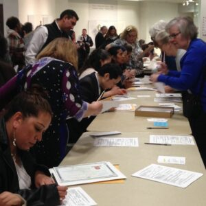 Kansas groups halt voter registration drives to avoid being jailed under new law