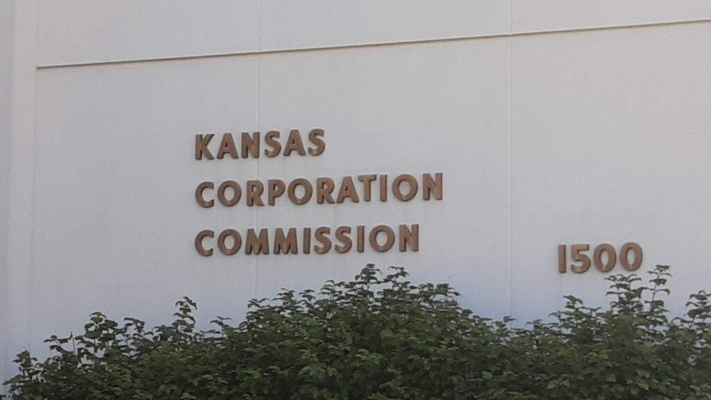 The Kansas Corporation Commission agreed Tuesday to allow the state attorney general to interview in investigation of natural gas price spikes last winter. (Tim Carpenter/Kansas Reflector)