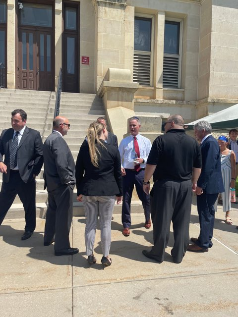 Tony Mattivi, a former federal prosecutor from Topeka, is seeking the Republican Party's nomination for attorney general in 2022 along with former Secretary of State Kris Kobach of rural Lecompton and state Sen. Kellie Warren of Leawood. (Submitted)