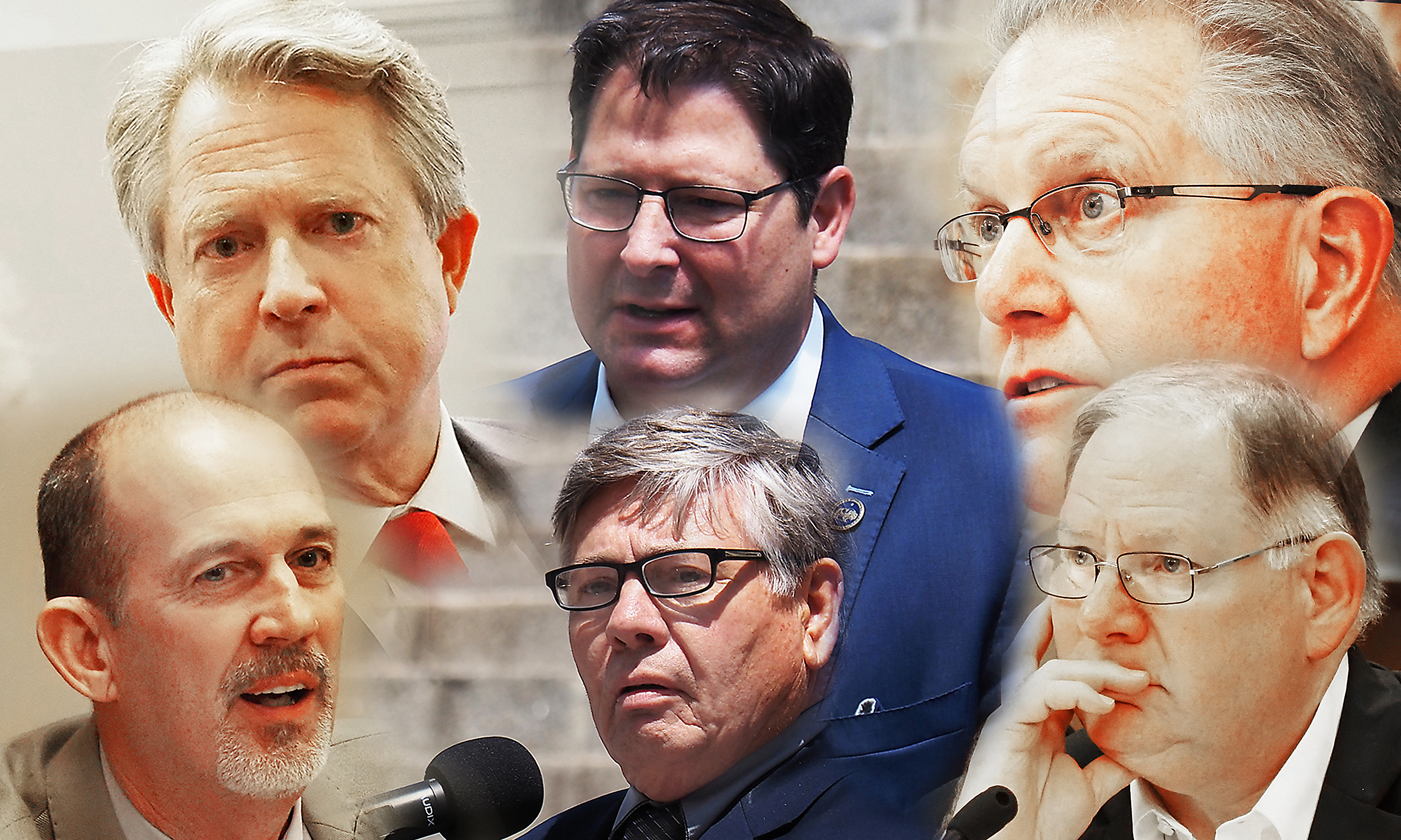 Disinformation caucus of Kansas GOP spreads dangerous falsehoods about COVID