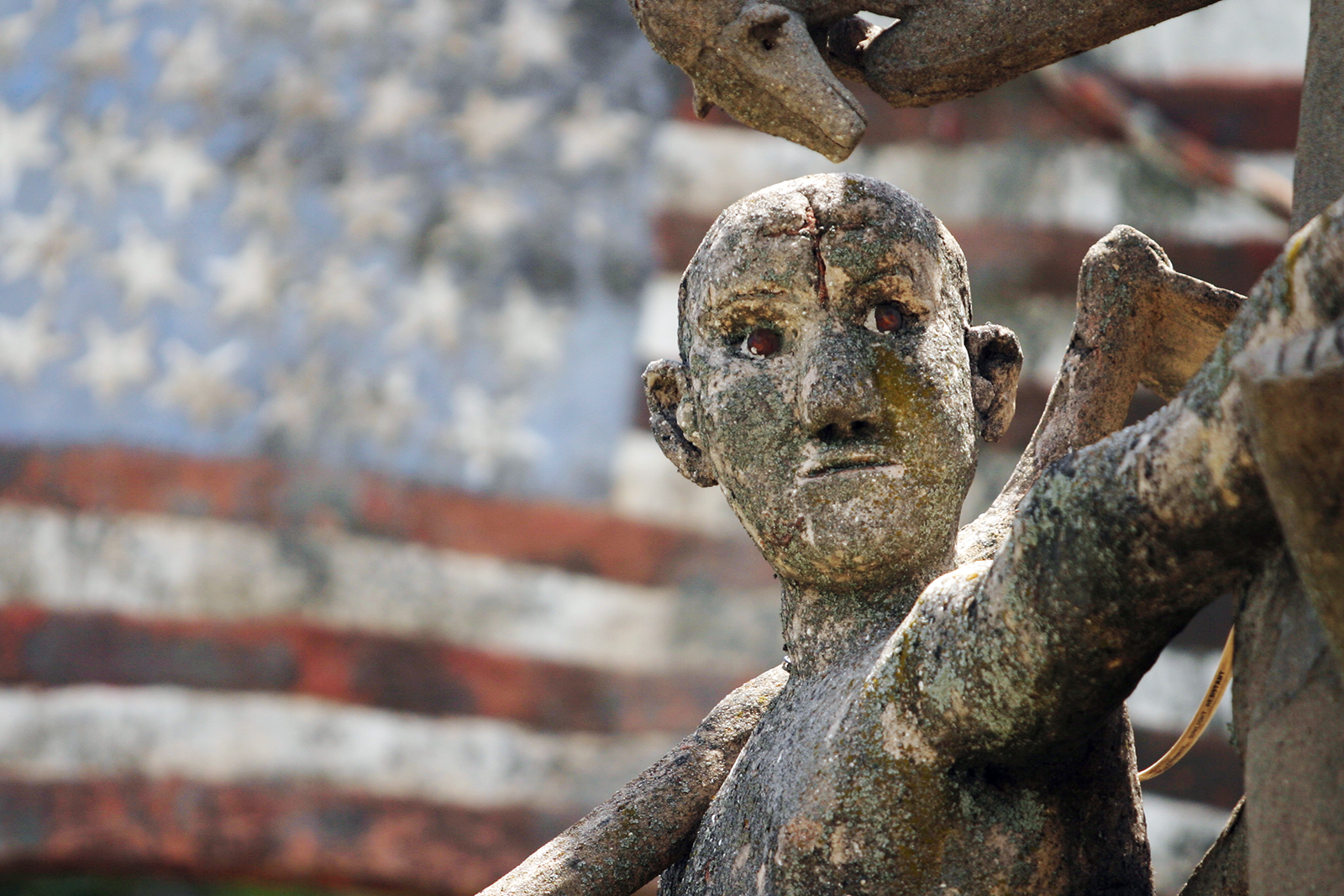 Politics as folk art: Outsiders no more